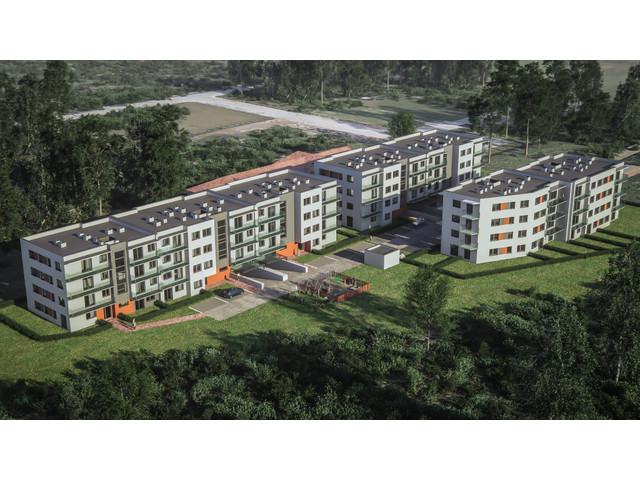 Morizon WP ogłoszenia | Mieszkanie w inwestycji Osiedle Przy Parku, Pruszków, 67 m² | 6440