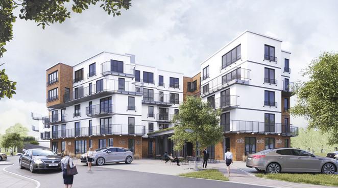 Morizon WP ogłoszenia | Mieszkanie w inwestycji Apartamenty Korczaka, Radzymin, 71 m² | 6925