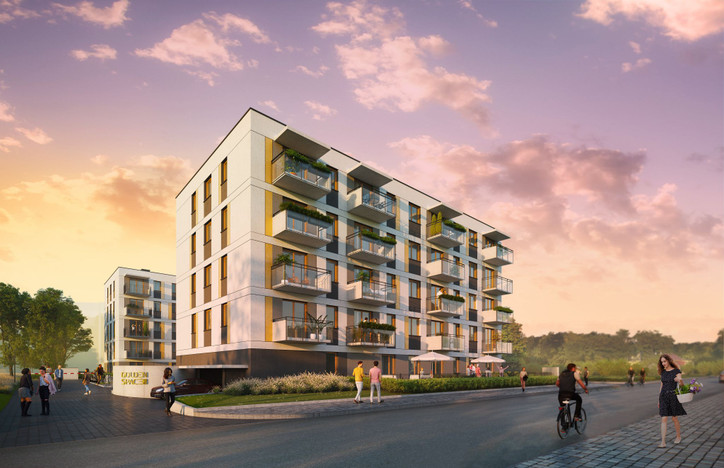 Mieszkanie w inwestycji Golden Space, Warszawa, 68 m² | Morizon.pl | 5737