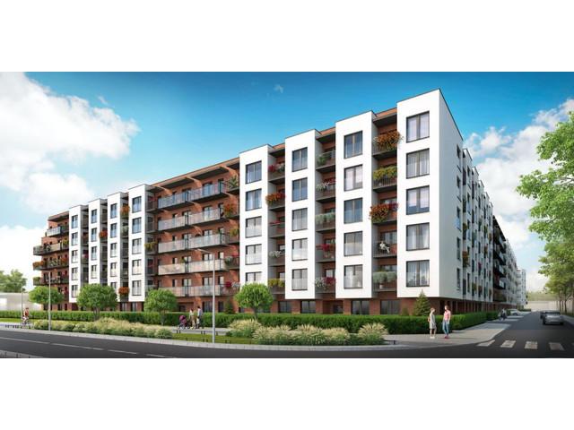 Morizon WP ogłoszenia | Mieszkanie w inwestycji Lokum Salsa, Kraków, 80 m² | 5406