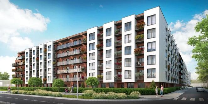 Morizon WP ogłoszenia | Mieszkanie w inwestycji Lokum Salsa, Kraków, 68 m² | 5449