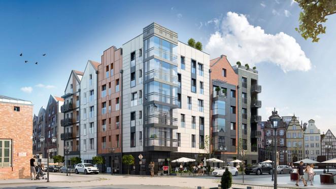 Morizon WP ogłoszenia | Mieszkanie w inwestycji Kamienica Staromiejska, Elbląg, 73 m² | 7372
