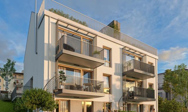 Mieszkanie na sprzedaż <span>Gdynia, Mały Kack, Trójmiejski Patk Krajobrazowy, Lidzka 14-16</span>