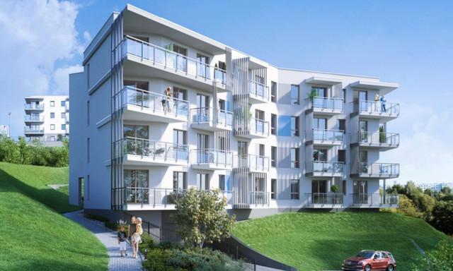 Mieszkanie na sprzedaż <span>Gdynia, Mały Kack, ul. Fizylierów 1</span>
