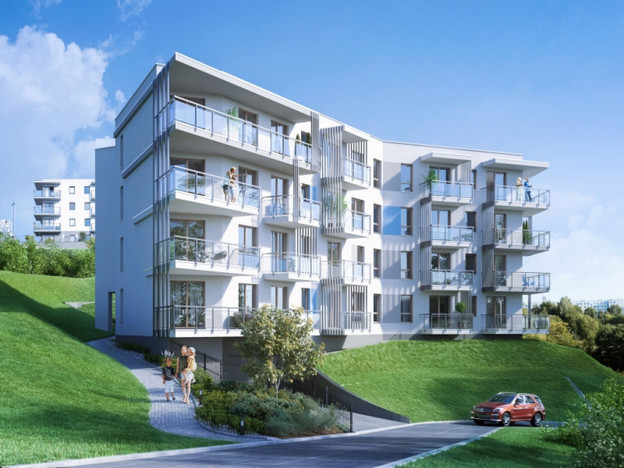 Morizon WP ogłoszenia | Mieszkanie w inwestycji Complement Gdynia Mały Kack, Gdynia, 79 m² | 0634