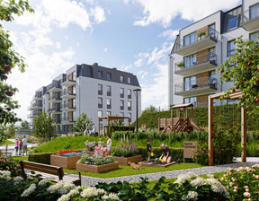 Mieszkanie w inwestycji Flora by Hanza, Gdańsk, 30 m²
