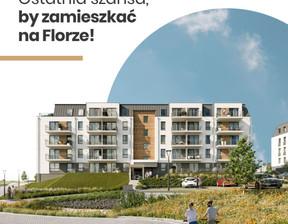Mieszkanie w inwestycji Flora by Hanza, Gdańsk, 40 m²