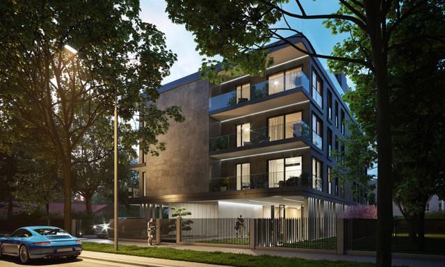 Mieszkanie na sprzedaż <span>Warszawa, Mokotów, ul. Kielecka 18</span>