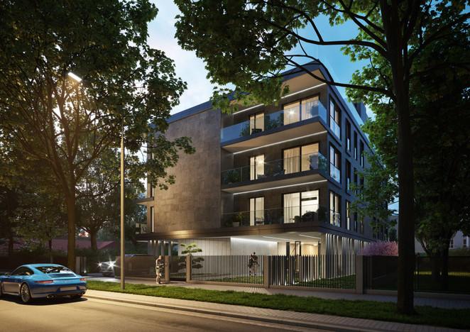 Morizon WP ogłoszenia | Mieszkanie w inwestycji Rezydencja Oak Lane Mokotów, Warszawa, 128 m² | 5842