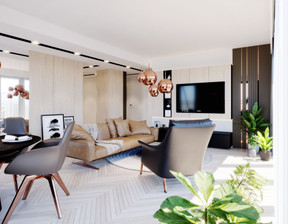 Mieszkanie w inwestycji Browar Kleparz, Kraków, 49 m²