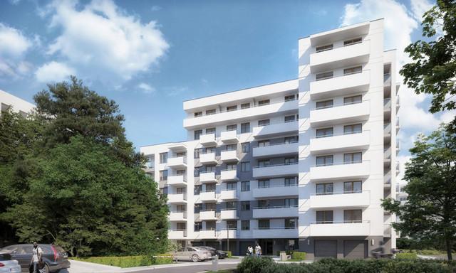 Mieszkanie na sprzedaż <span>Kraków, Bieńczyce, Os. Złotej Jesieni 3B</span>