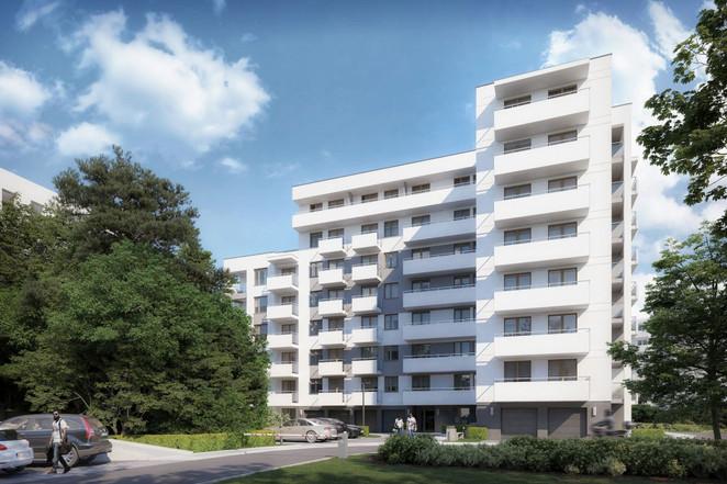 Morizon WP ogłoszenia | Mieszkanie w inwestycji AURA HOME, Kraków, 34 m² | 8408