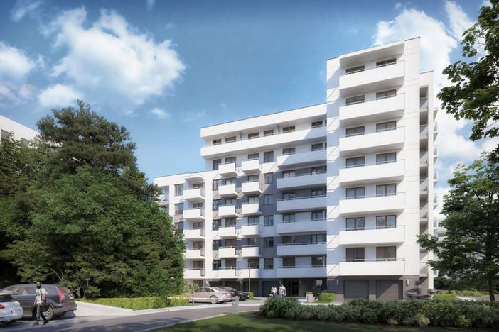 Mieszkanie w inwestycji AURA HOME, Kraków, 63 m² | Morizon.pl | 4823