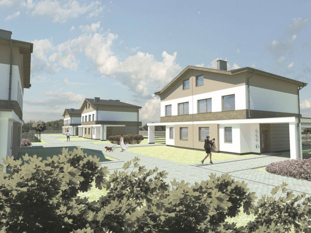 Morizon WP ogłoszenia | Dom w inwestycji Jazgarzew - domy, Jazgarzew, 119 m² | 2880