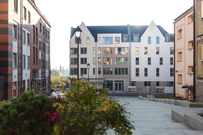 Morizon WP ogłoszenia | Mieszkanie w inwestycji ARKONA RESIDENCE, Szczecin, 31 m² | 0626