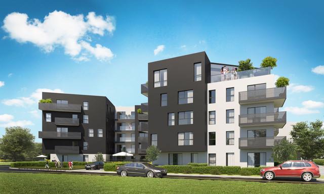 Mieszkanie na sprzedaż <span>Poznań, Nowe Miasto, Jezioro Maltańskie, ul. Florentyny Luboińskiej 5</span>