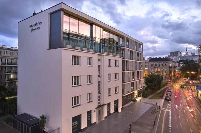 Morizon WP ogłoszenia | Mieszkanie w inwestycji Moderna Powiśle, Warszawa, 129 m² | 0049
