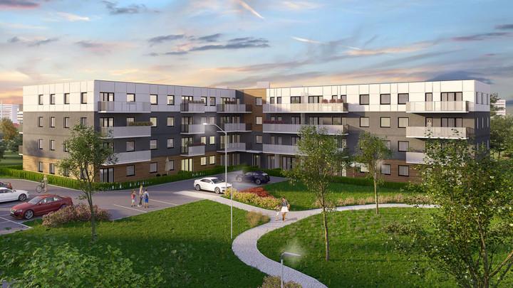 Morizon WP ogłoszenia   Nowa inwestycja - Murapol Dzieci Warszawy, Warszawa Skorosze, 26-81 m²   8893