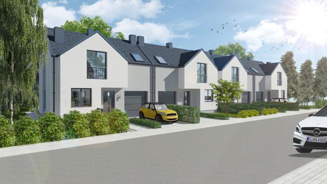 Morizon WP ogłoszenia | Dom w inwestycji Słoneczne Wzgórze, Zbrosławice (gm.), 125 m² | 9729