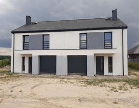 Dom w inwestycji Słoneczne Wzgórze, Zbrosławice (gm.), 125 m²