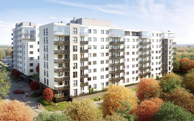 Morizon WP ogłoszenia | Mieszkanie w inwestycji Miasteczko Wawer II, Warszawa, 63 m² | 0167