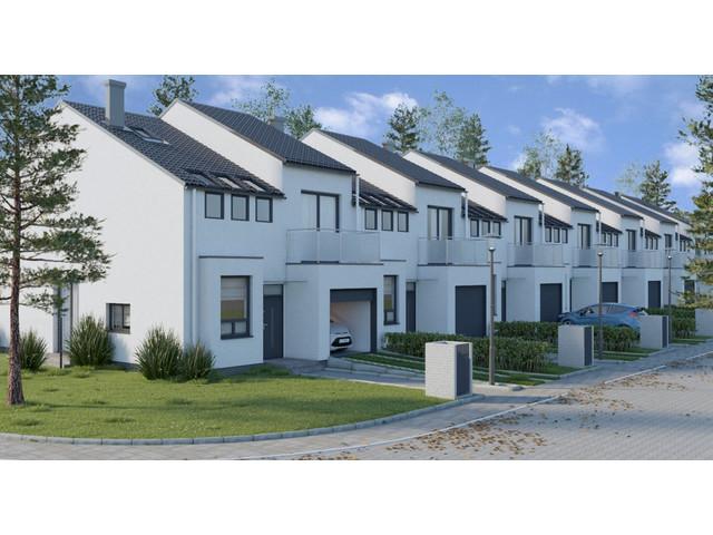 Morizon WP ogłoszenia | Mieszkanie w inwestycji Domy szeregowe przy ul. Harnasiów, Szczecin, 139 m² | 0247