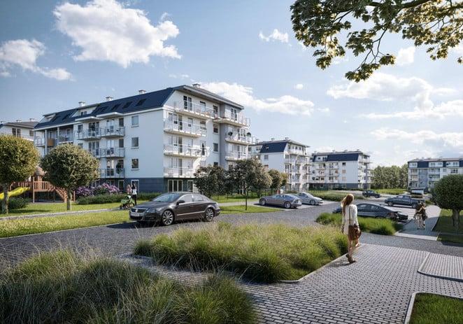 Morizon WP ogłoszenia | Mieszkanie w inwestycji Osiedle Lazurowe, Gdańsk, 32 m² | 2110