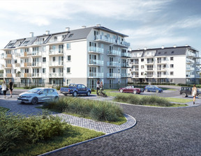 Mieszkanie w inwestycji Osiedle Lazurowe, Gdańsk, 45 m²