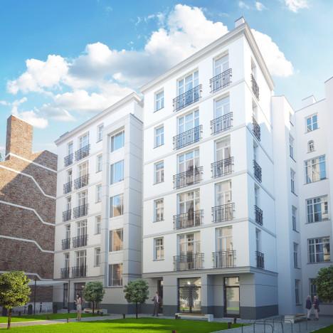 Morizon WP ogłoszenia | Mieszkanie w inwestycji Nowa Targowa, Warszawa, 66 m² | 4963