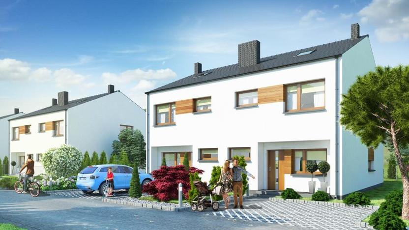 Dom w inwestycji Osiedle GARDENIA, Rokietnica, 92 m² | Morizon.pl | 4349