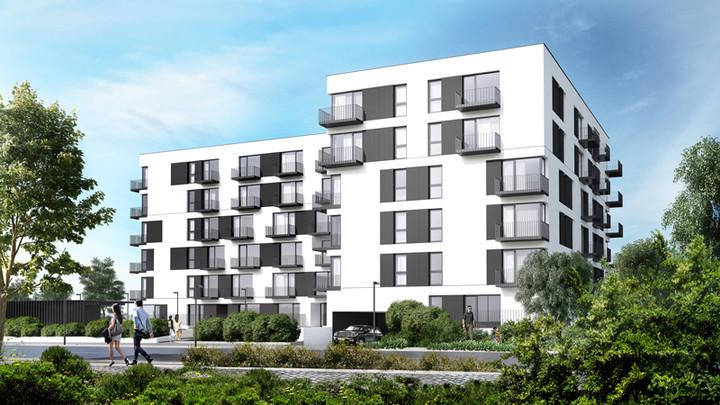 Morizon WP ogłoszenia | Nowa inwestycja - Nowy Marysin, ul. Goździków, Warszawa Marysin Wawerski, 48-93 m² | 8101