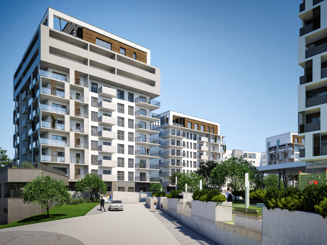 Morizon WP ogłoszenia   Mieszkanie w inwestycji Dzielnica Parkowa III Etap - budynki ..., Rzeszów, 154 m²   4055