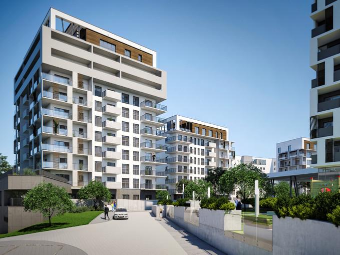 Morizon WP ogłoszenia   Nowa inwestycja - Dzielnica Parkowa III Etap - budynki 4A 4B, Rzeszów Paderewskiego, 38-154 m²   8113