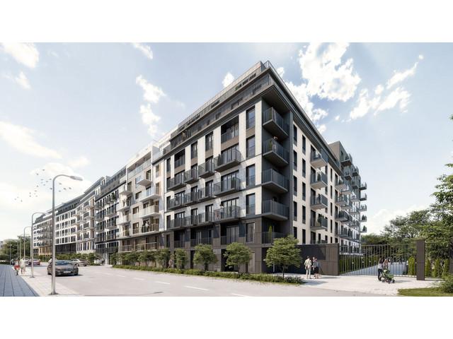 Morizon WP ogłoszenia | Mieszkanie w inwestycji Diasfera Łódzka, Łódź, 96 m² | 5396