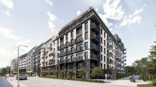 Morizon WP ogłoszenia | Mieszkanie w inwestycji Diasfera Łódzka, Łódź, 40 m² | 5372