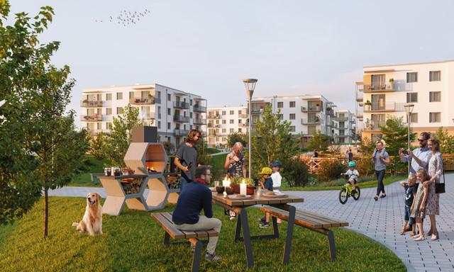 Mieszkanie na sprzedaż <span>Gdańsk, Orunia-Św. Wojciech-Lipce, ul. Kaziemierza Wielkiego</span>