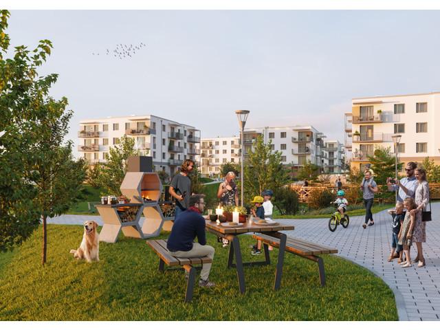 Morizon WP ogłoszenia | Mieszkanie w inwestycji Zielony Południk, Gdańsk, 53 m² | 4226