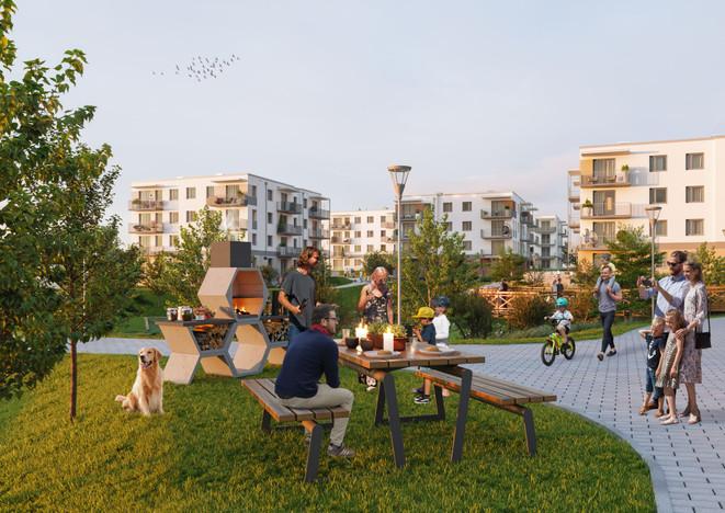 Morizon WP ogłoszenia | Mieszkanie w inwestycji Zielony Południk, Gdańsk, 58 m² | 2504