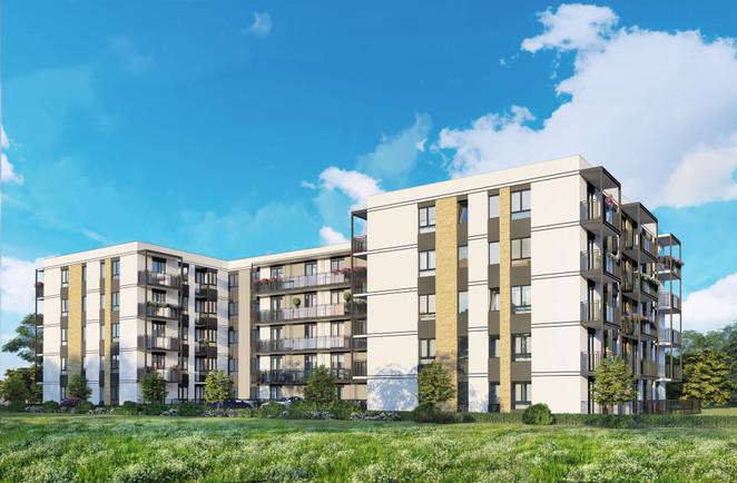 Morizon WP ogłoszenia | Mieszkanie w inwestycji City Sfera, Warszawa, 77 m² | 9467