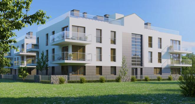 Morizon WP ogłoszenia | Mieszkanie w inwestycji Apartamenty Messal, Warszawa, 59 m² | 0647