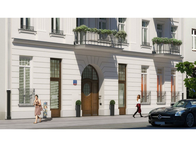 Morizon WP ogłoszenia | Mieszkanie w inwestycji Jagiellońska 22, Warszawa, 91 m² | 5333