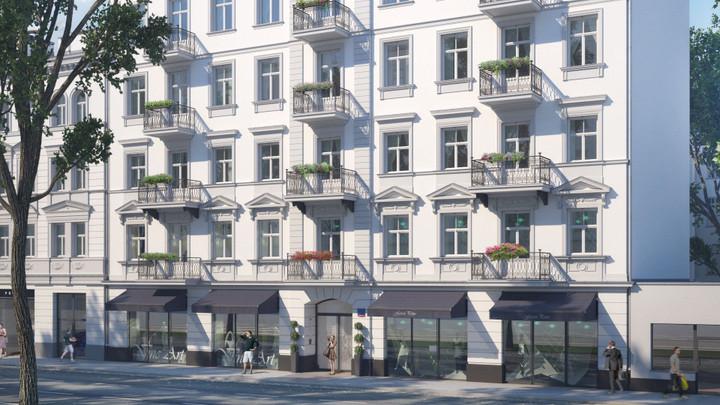 Morizon WP ogłoszenia | Nowa inwestycja - Kamienica na Pradze Północ, Warszawa Praga-Północ, 99-102 m² | 8248
