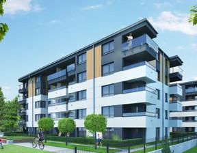 Mieszkanie w inwestycji Kmicica, Łódź, 63 m²