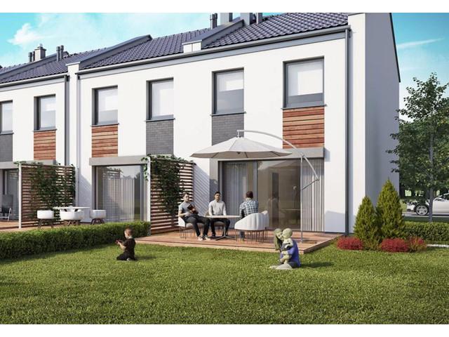 Morizon WP ogłoszenia | Dom w inwestycji New Forest Bolesławice, Bolesławice, 88 m² | 5091