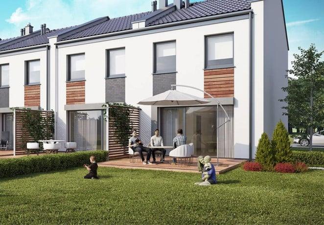 Morizon WP ogłoszenia | Dom w inwestycji New Forest Bolesławice, Bolesławice, 88 m² | 5090