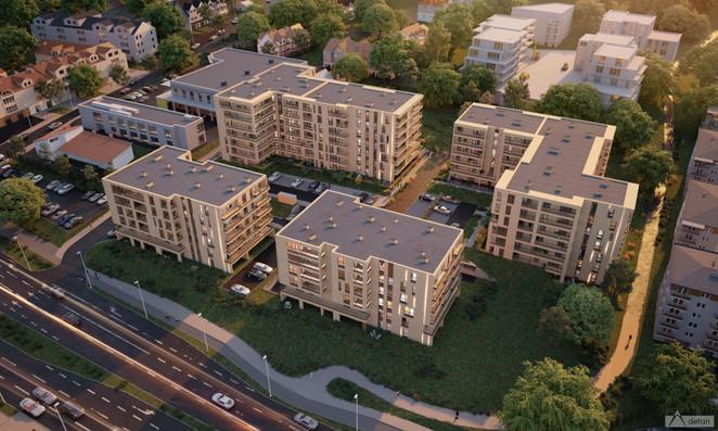 Morizon WP ogłoszenia | Mieszkanie w inwestycji Parkowe Wzgórze Bocianek - Warszawska, Kielce, 66 m² | 1529