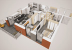 Mieszkanie w inwestycji Apartamenty 8 Dębów, Łódź, 63 m² | Morizon.pl | 6751 nr10