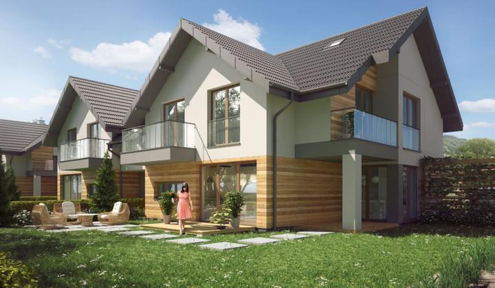 Morizon WP ogłoszenia | Nowa inwestycja - Lawendowy Prądnik, Kraków Bieńczyce, 80-89 m² | 8284