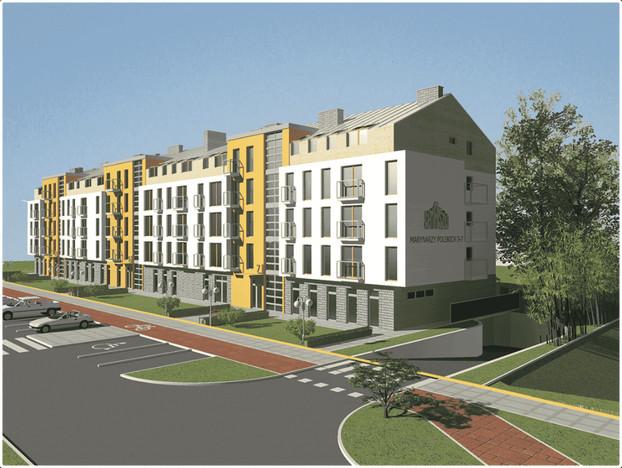 Morizon WP ogłoszenia | Mieszkanie w inwestycji Polskich Marynarzy, Szczecin, 46 m² | 9846