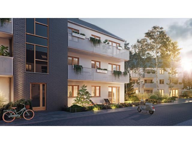 Morizon WP ogłoszenia | Mieszkanie w inwestycji Przyjazny Smolec, Smolec, 56 m² | 0532
